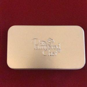 Pampered Chef Creative Mini Cutter Set #1095